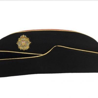 RLC Side Hat – Field Rank