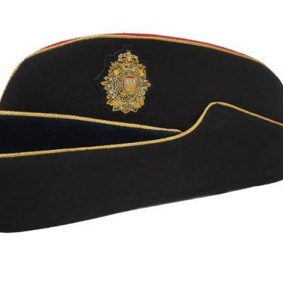 RLC Side Hat – Field Rank