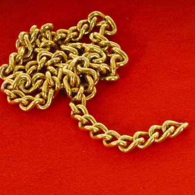 Chain-link for RLC Mess Dress Collar