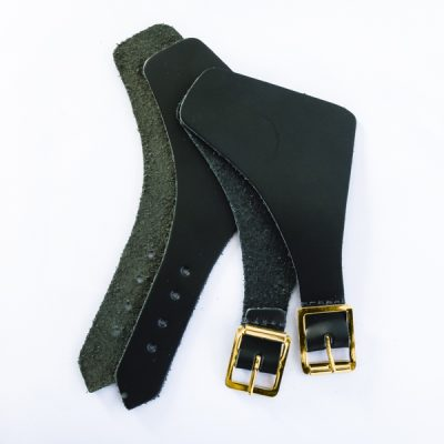 Foot Straps – OR's (brass buckle)