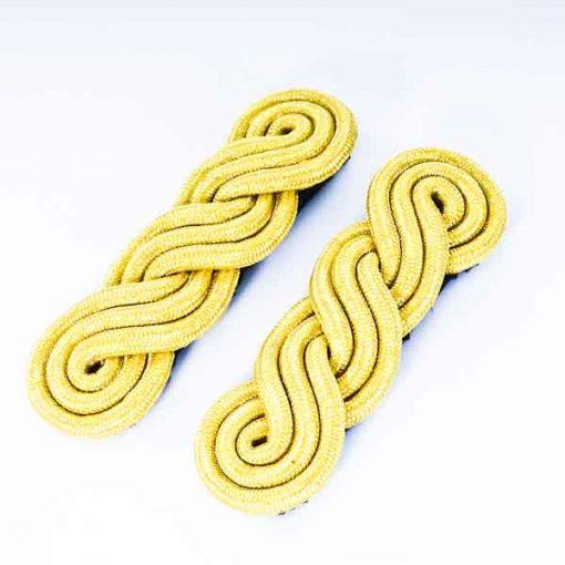 Gold Shoulder Boards