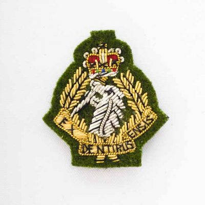 RADC – Embroidered Beret Badge