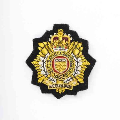 RLC – Embroidered Beret Badge