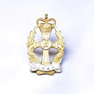 QARANC – Metal Cap Badge