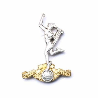 Royal  Signals – Metal Cap Badge