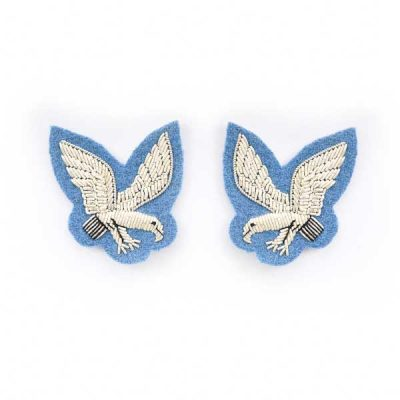 AAC – Collar Badges (Embroidered)