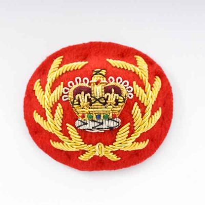 Crown WO2 (RQMS) – Mess Dress