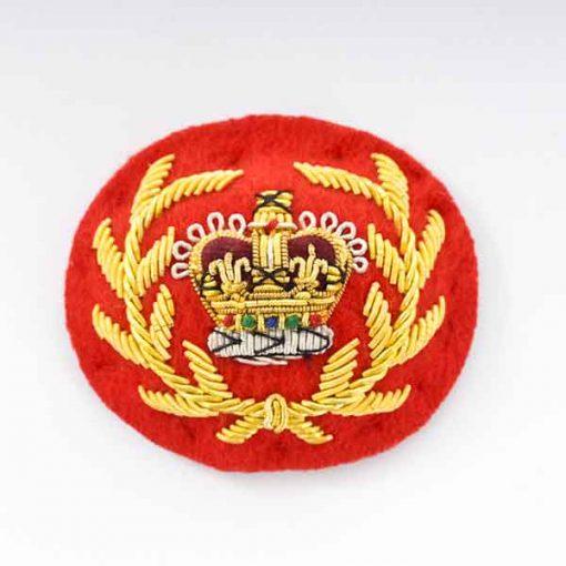 WO2 RQMS Mess Dress Badge
