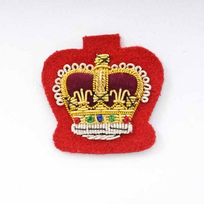 SSgt Crown – Mess Dress
