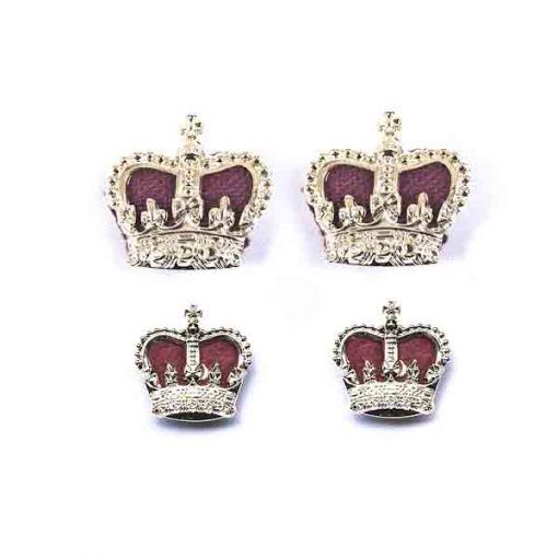 Gold Metal Crowns