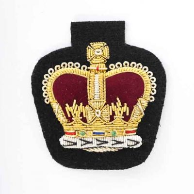 Crown WO2 (SSM/CSM) – No.1 Dress