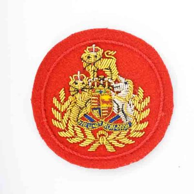 WO1 Conductor Badge