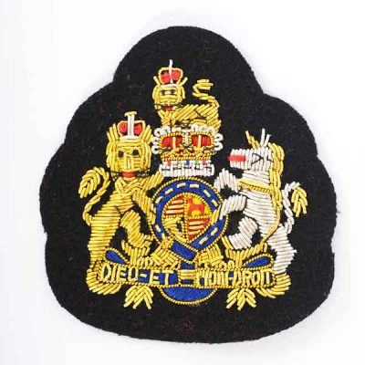 Royal Coat of Arms – WO1 No.1 Dress