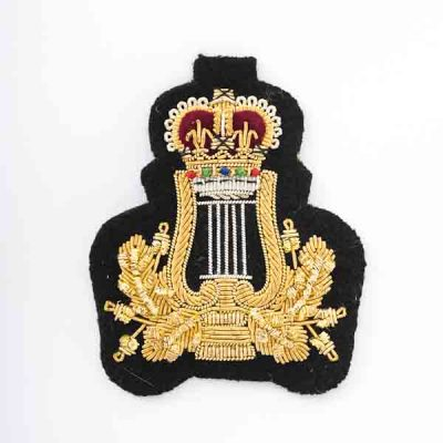 Musicians Lyre for Full Dress