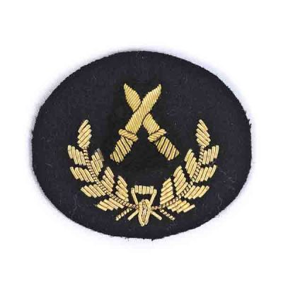Crossed Daggers – PSBC – Plt Sgt for Mess Dress