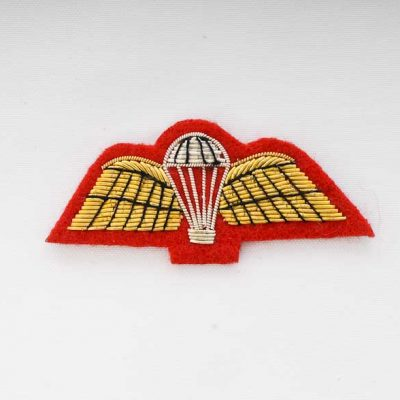 Parachute Wings for Mess Dress