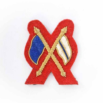 Regimental Signaller Badge for Mess Dress