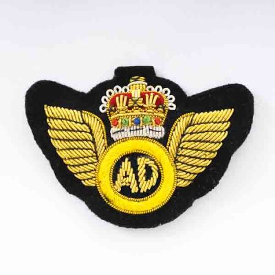 Air Despatch Badge (Embroidered) for No.1 Dress