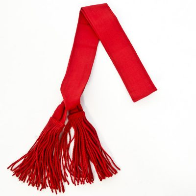 Scarlet Shoulder Sash