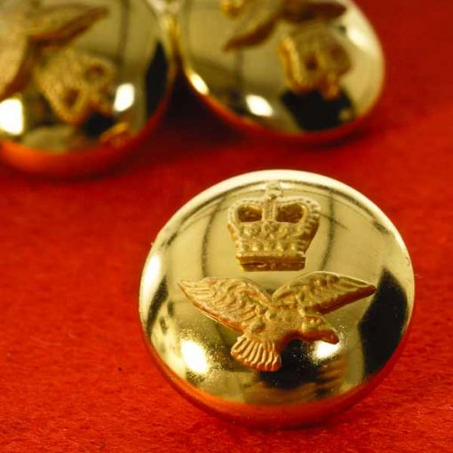 RAF Mounted Buttons