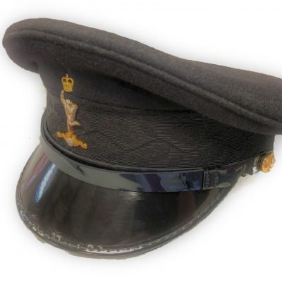 Cap No.1 Dress – Male Officer  with Badge & Mounted Buttons