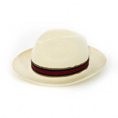 Regimental Panama Hat