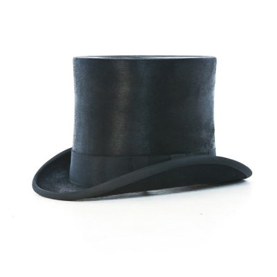 Top Hat – Taller Black Top Hat
