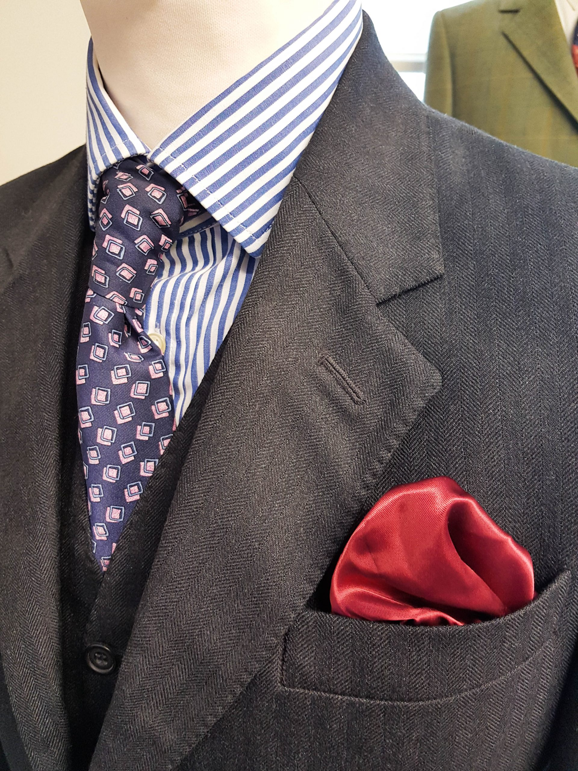 The importance of a tailored suit
