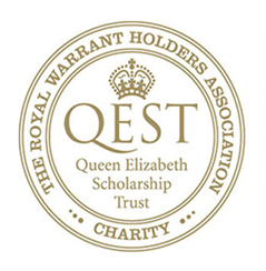 Samuel Brothers Royal Warrant Holders Association QEST