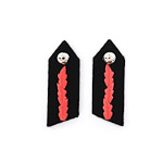 Gorgets – Fire Service Shirt Clip-On (pair)