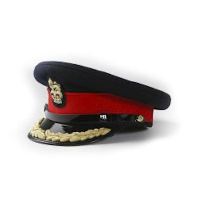 Cap No.1 Dress – Staff Officer Male with Badge & Buttons