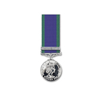 CSM + Northern Ireland clasp – Miniature Medal