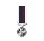 RAF LS&GC EIIR – Miniature Medal