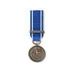 NATO IFOR 1992 (with clasp) – Miniature Medal