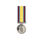 Gulf Medal 1991 (Op Granby) – Miniature Medal