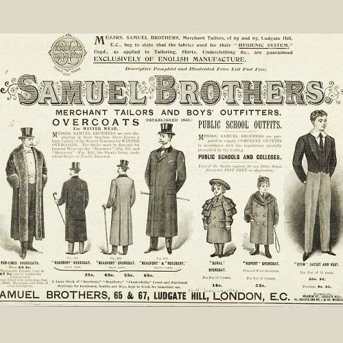 Samuel Brothers Our History